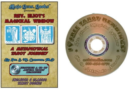 book and disc copy