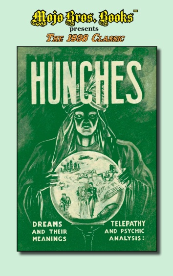 HUNCHES Front Cover Art