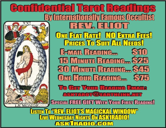 Tarot Price Ad 2
