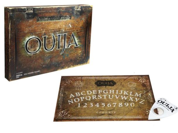 Current ouija