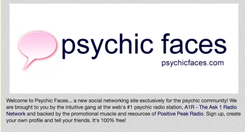 Psychic Faces