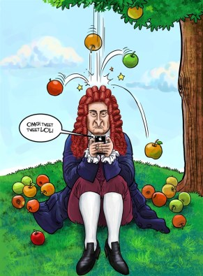 Newton Apple