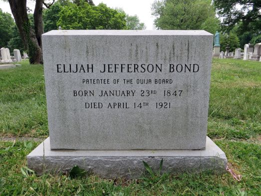 Bind Grave Front