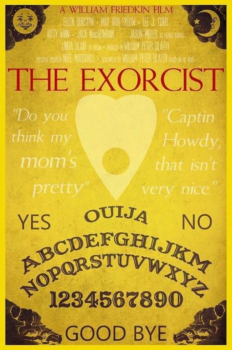 exorcist ad