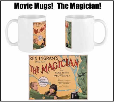 Movie Mugs The Magician