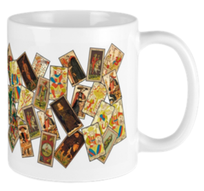 Tarot Collage Mug