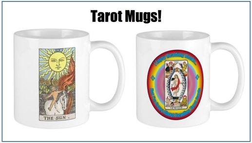 Tarot Mugs
