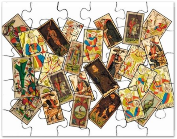 Tarot Puzzle Final