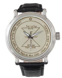 3rd Pentacle of Venus Men's Watch