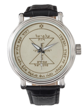 3rd Pentacle of Venus Men's Watch