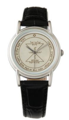 3rd Pentacle of Venus women's Watch
