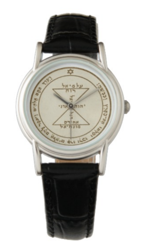 3rd Pentacle of Venus women's Watch