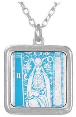 High Priestess Vending Tarot