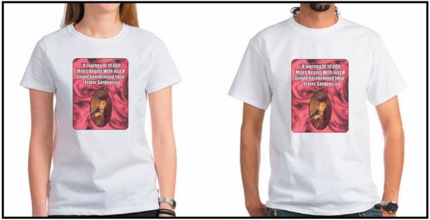 Men Women Sardonicus T-Shirt #1