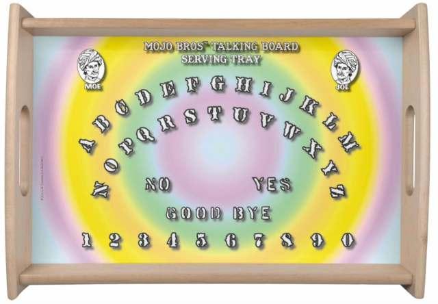 Pastel Talking Board Tray
