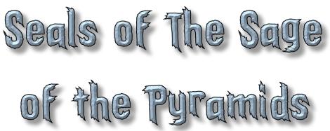 Sage of Pyramids