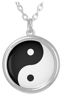 Classic Yin Yang Necklace