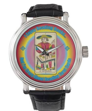 Tarot Lover's Wrist Watch