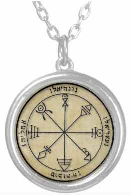 1st Pentacle of Venus