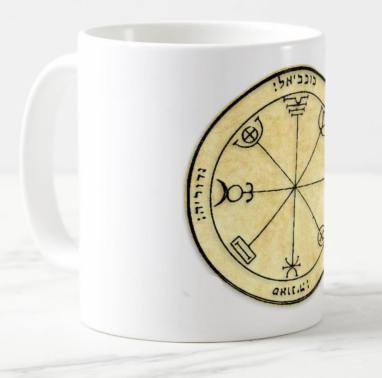 3rd Pentacle Mercury Mug