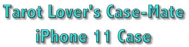 Tarot Lover iPhone Case