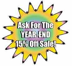 2019 Tarot Year End 15% Sale STAR