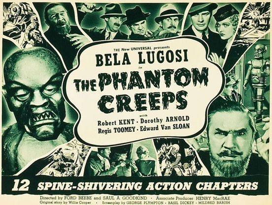 Phantom Creeps POSTER