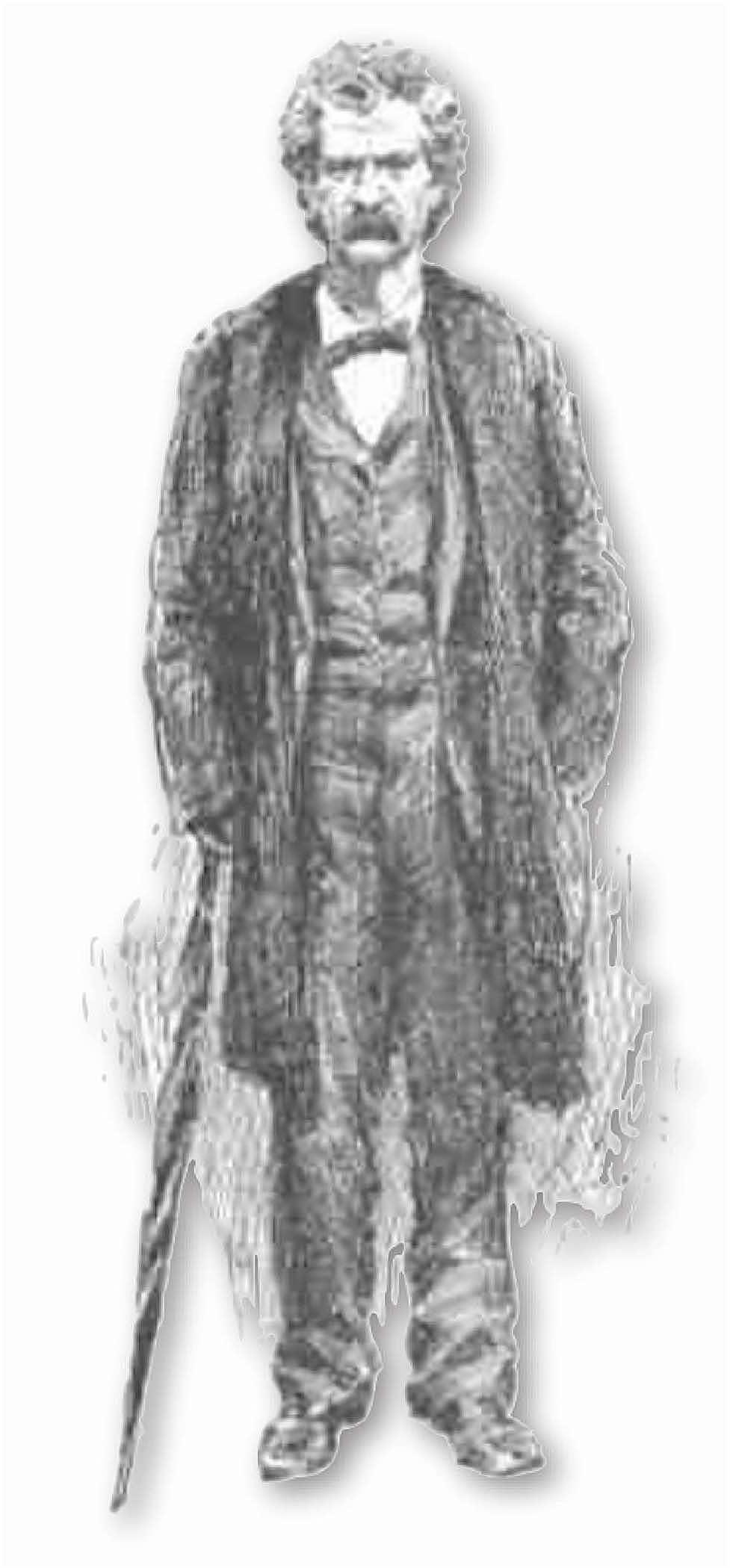 Twain Shadow