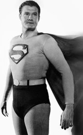george reeves GRAY