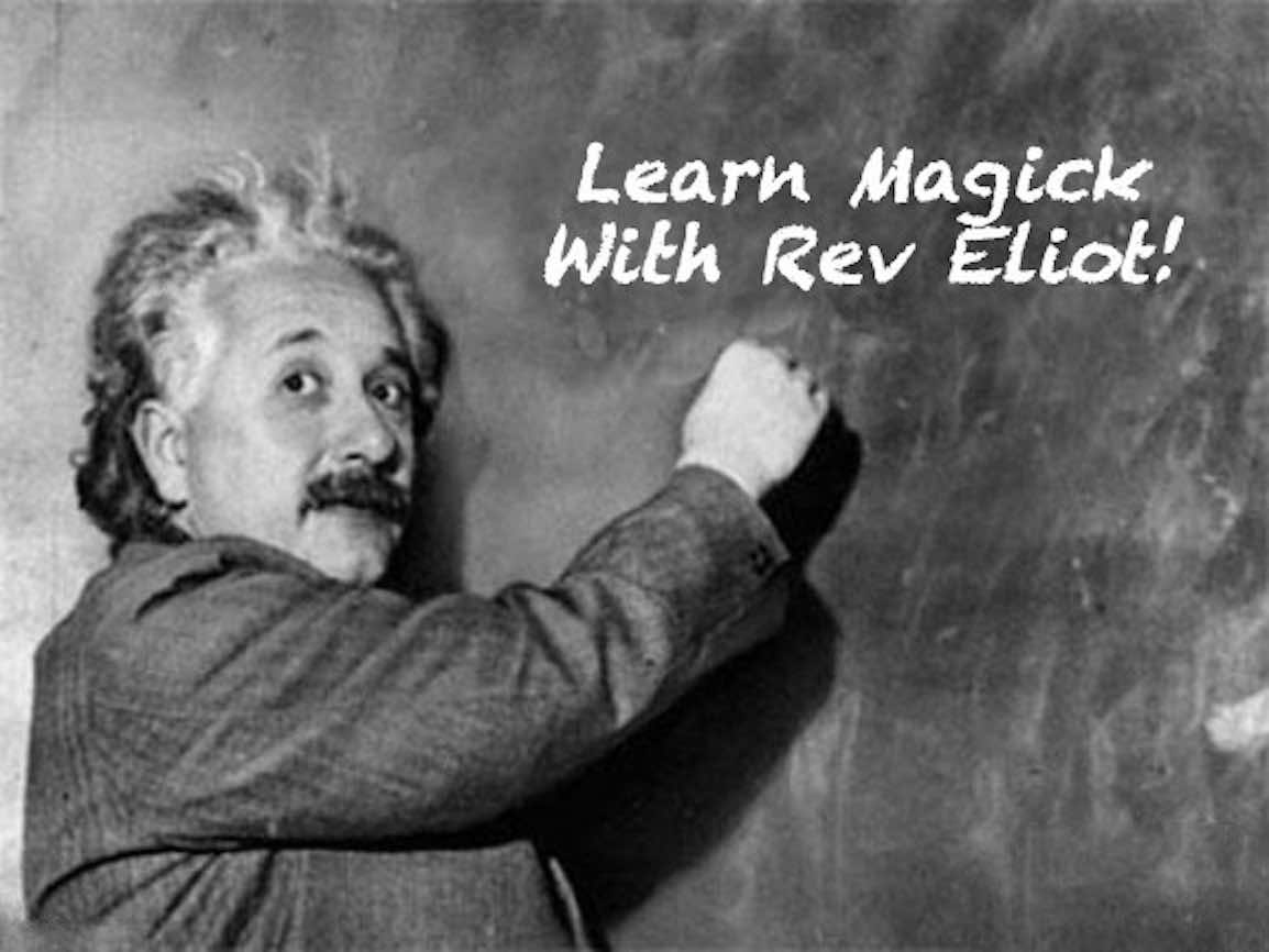 Learn Magick Einstein