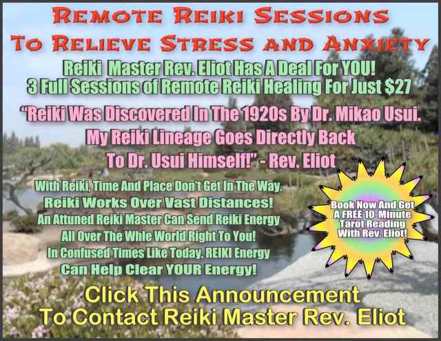 REIKI Announcement for Web Site