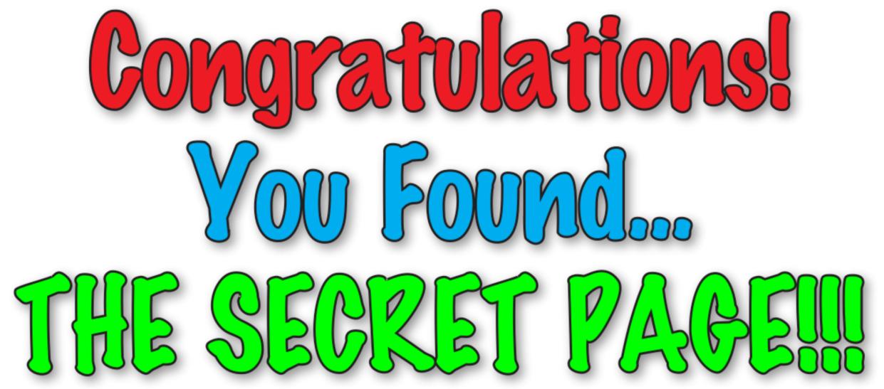 secret page 2
