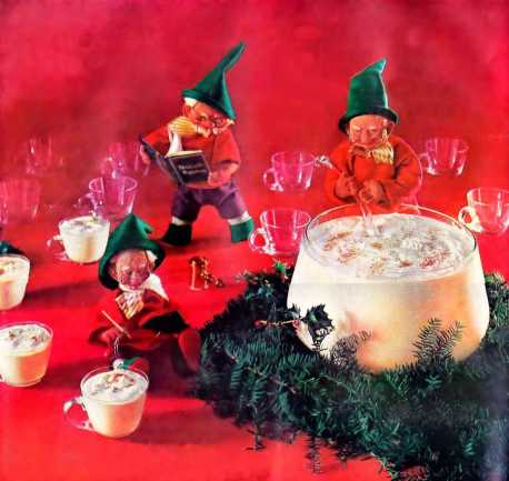 Egg Nog Elves