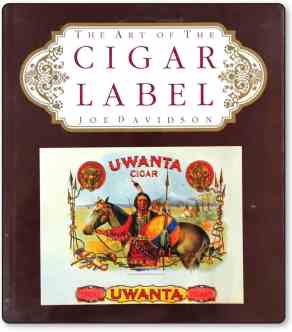 Art of the Cigar Label BOOK copy