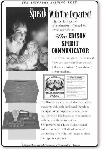 edison spirit communicator