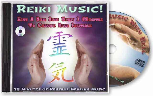 Reiki Music CD