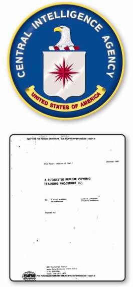 CIA REMOTE VIEWING